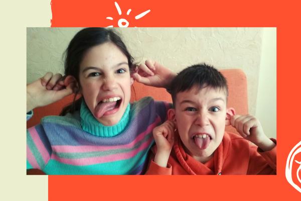 Дети говорят смешное